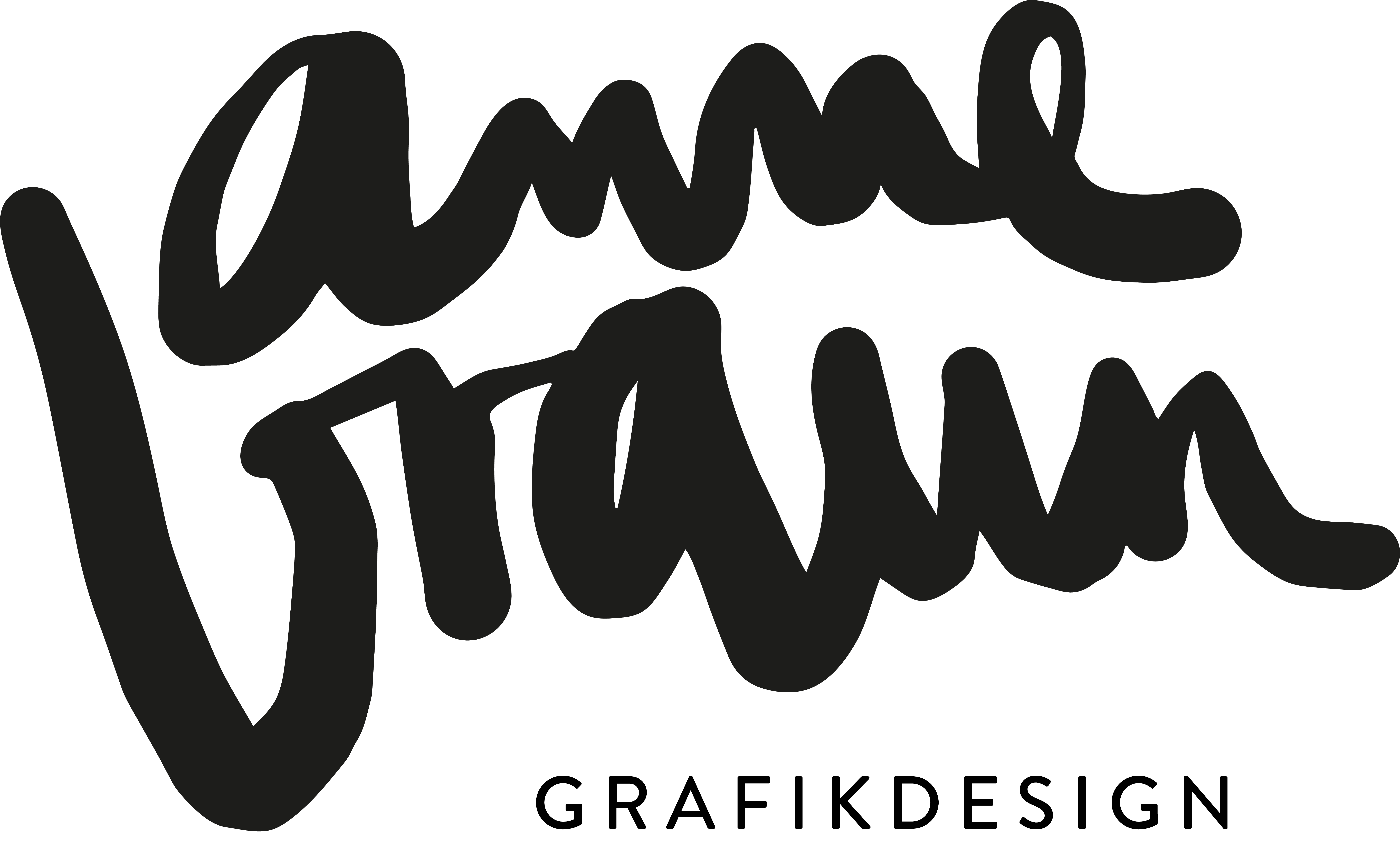 Logo Anne Braun Grafikdesign